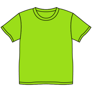 custom-made t-shirt